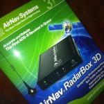Unser Testgerät: AirNav RadarBox 3D
